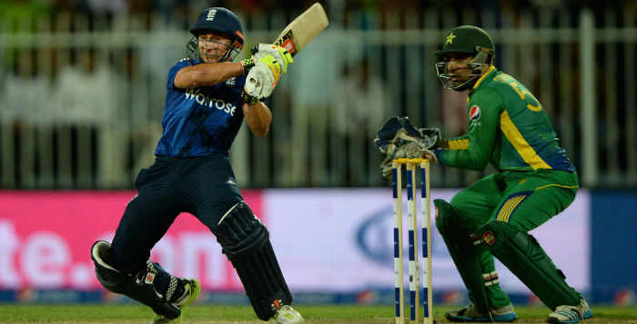 Taylor Guides England to 6-Wicket Win over Pakistan