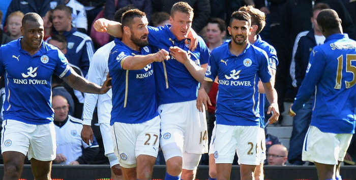 Leicester v Manchester City: Foxes Keep Title Ambitions Alive