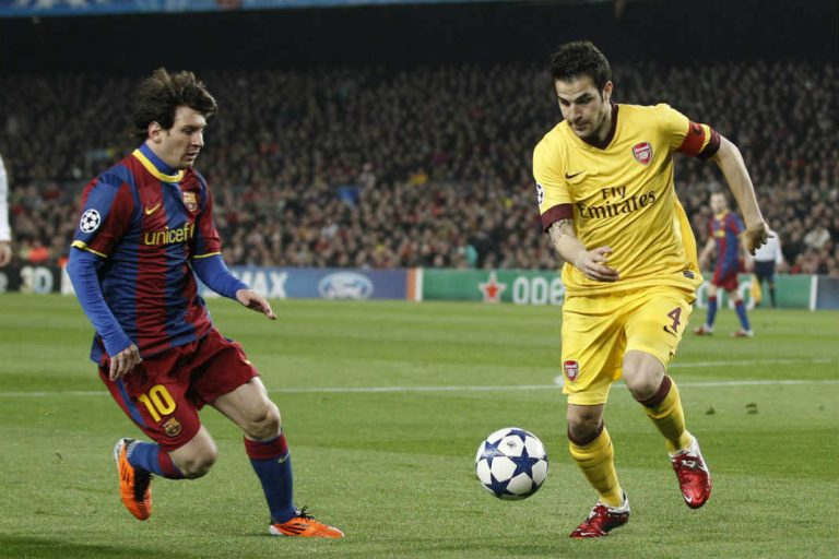Arsenal Hosts Barca: High Time for Gunners to Settle the Score