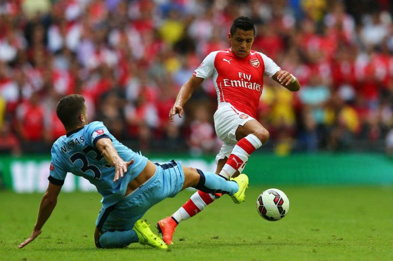 How Arsenal Can Play a Safe Battle Against City