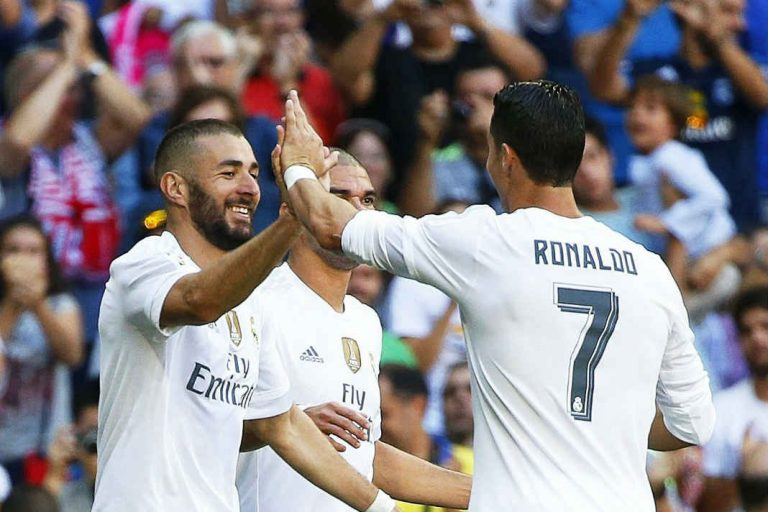 Can the Striking Duo Put Los Blancos Back on track?