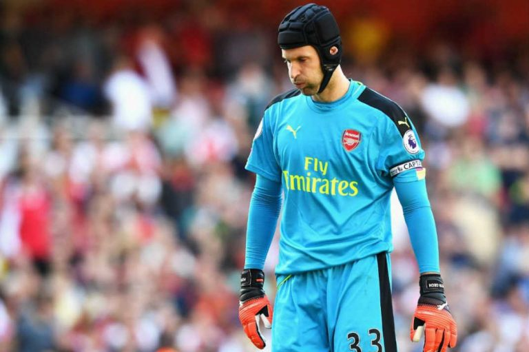 Could Petr Cech Be About to Leave Arsenal This Summer?