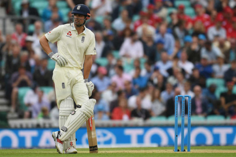 Alistair Cook – a Fine Artist and a Pure Gentleman