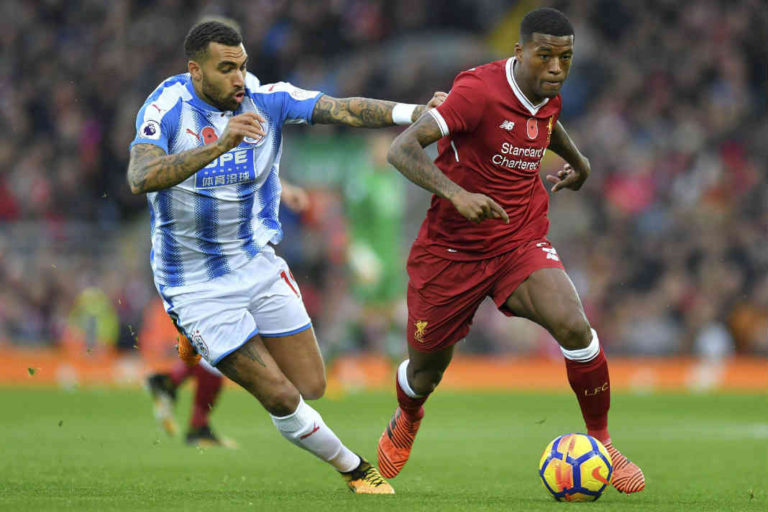 Three Areas Liverpool Were Lacking in Against Huddersfield