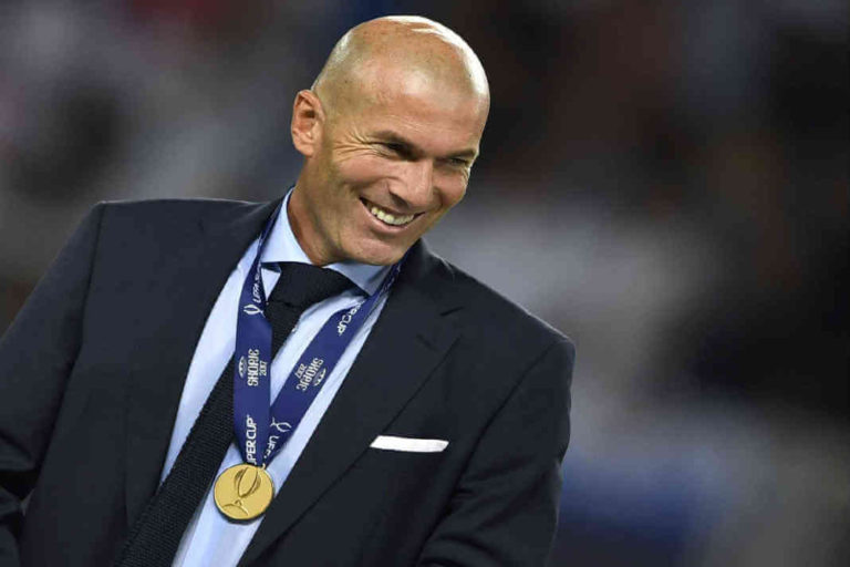 Zidane Shouldn't Be Sacked Even If Real End up Trophyless