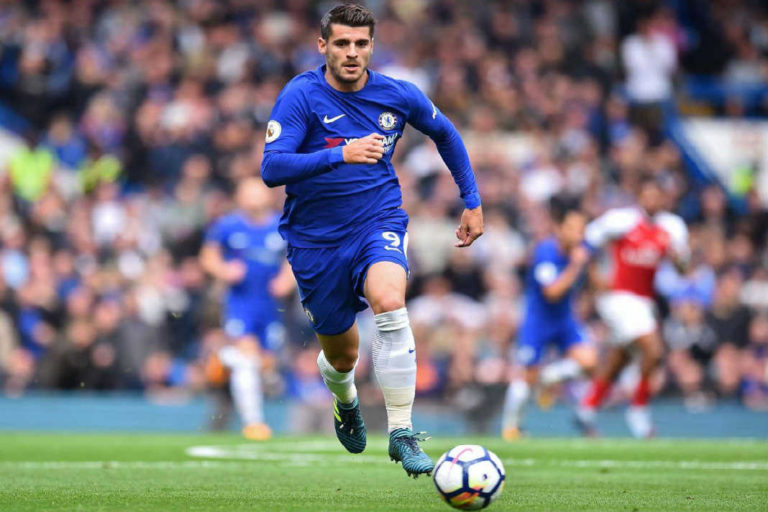 Could Alvaro Morata be about to leave Chelsea