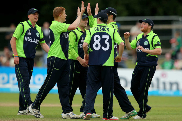 A Historical Moment For Ireland Cricket