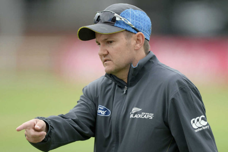 New Zealand Cricket Coach Mike Hesson Steps Down From National Role