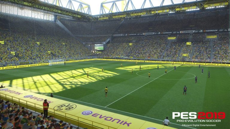 Could Pro Evolution Soccer 2019 overtake the FIFA series?
