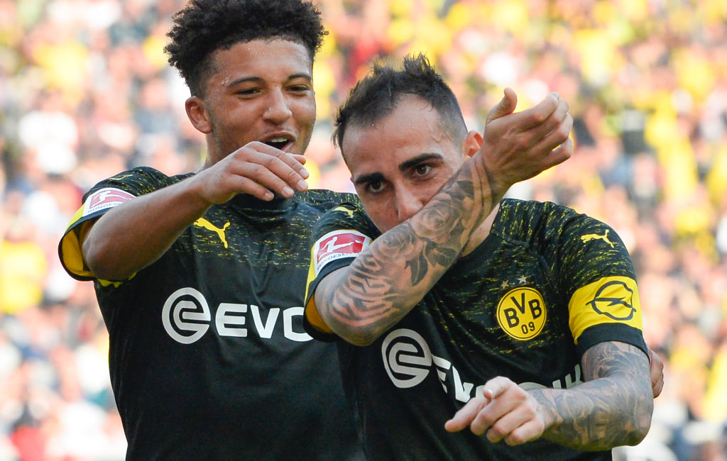 Is Paco Alcácer making a case for a return to Barcelona?