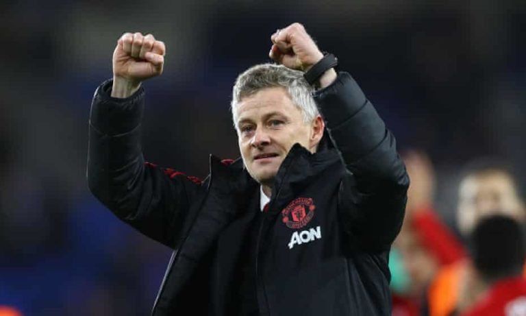 Can Ole Gunnar Solskjaer secure a top four finish for Man United?