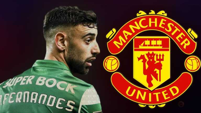 How Manchester United can line-up with Bruno Fernandes