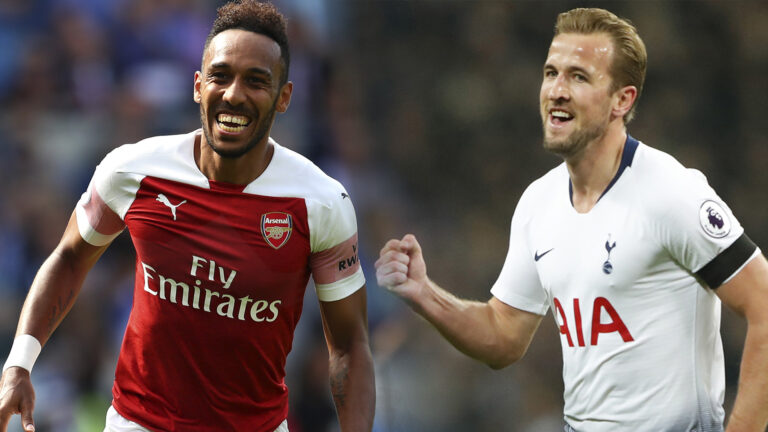 Tottenham – Arsenal Combined XI: Who's Missing?
