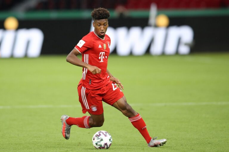 What Kingsley Coman could bring to Manchester United