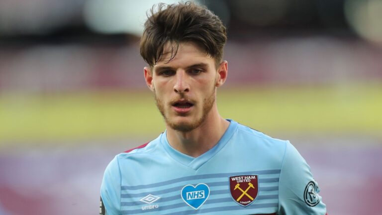 3 Reasons Why Declan Rice Should Become a Blue