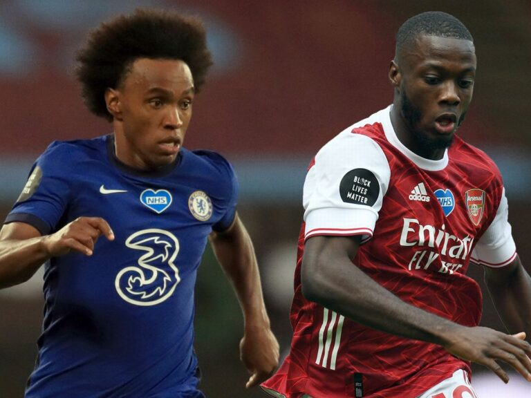 How Willian and Pepe can improve Arsenal's attack