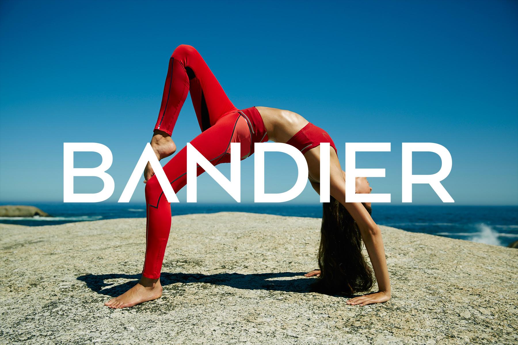 BANDIER Logo