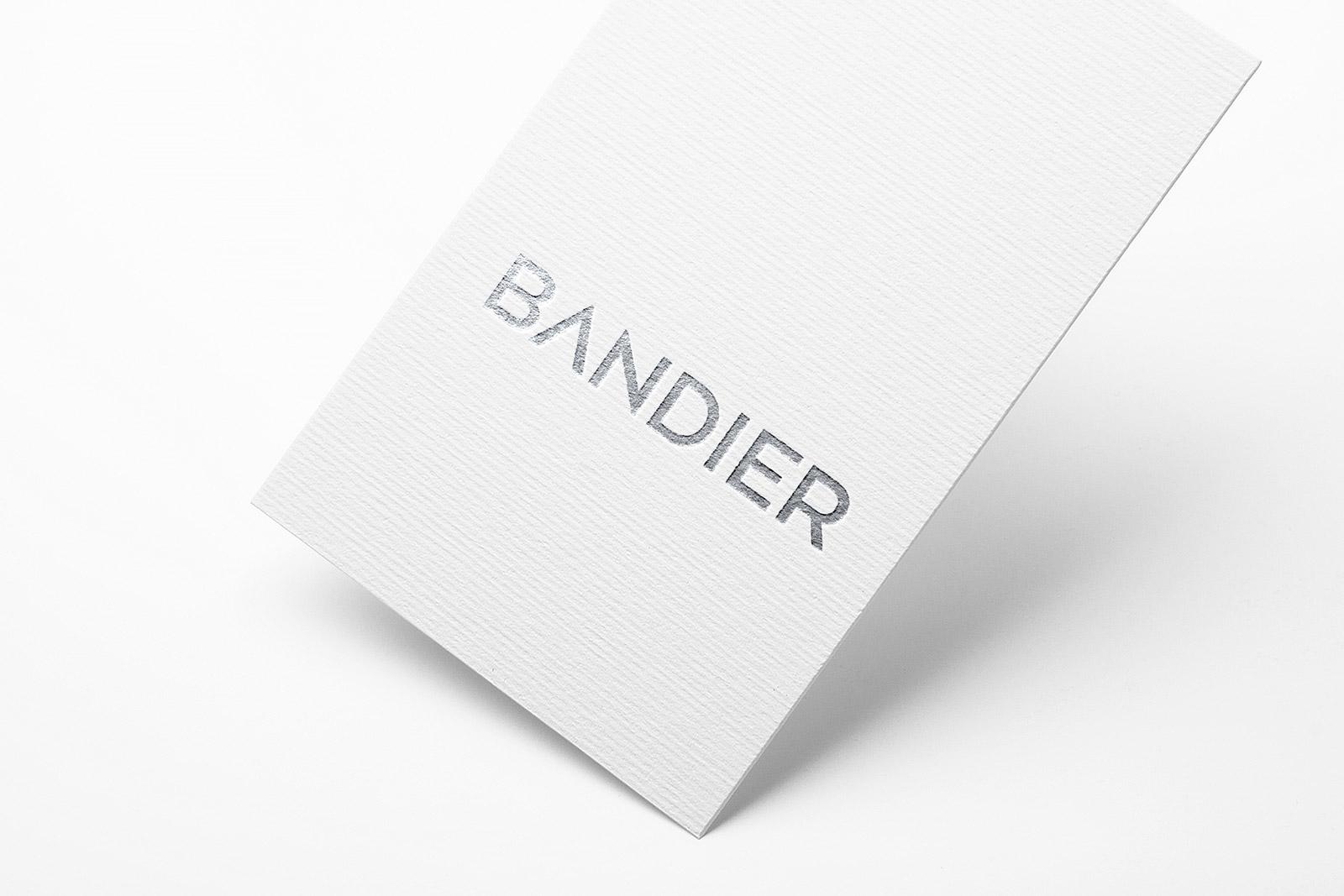 BANDIER - Foil