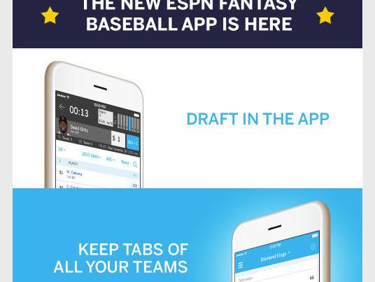 Fantasy Baseball Email