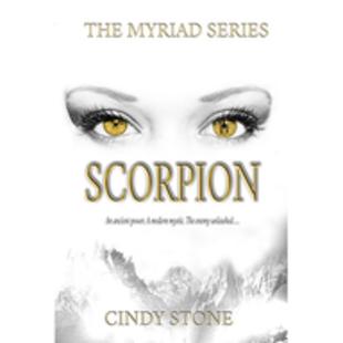 Scorpion Book Cover