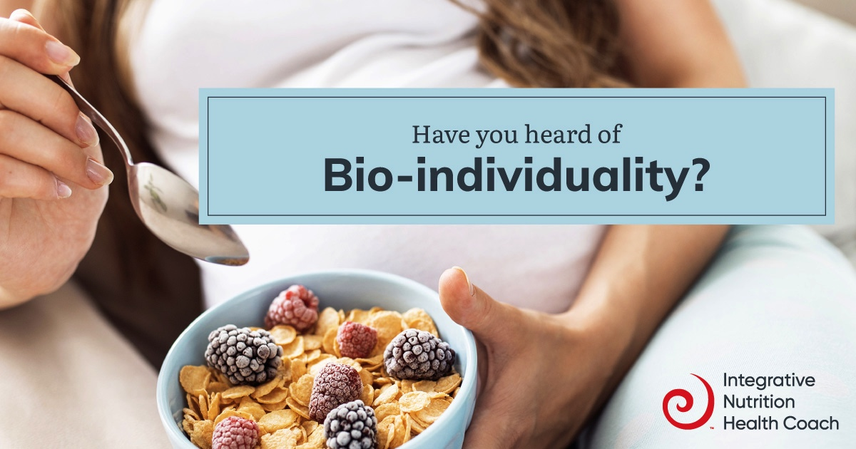 Bio-Individuality #1