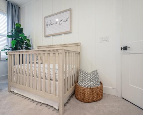 neutral crib