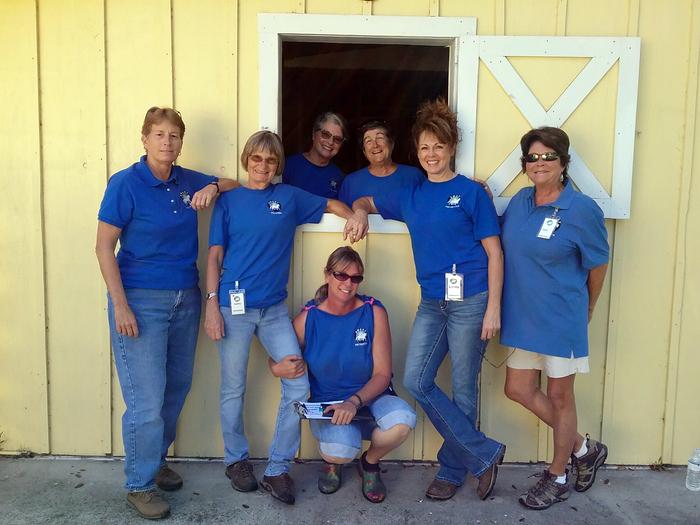 Volunteers 1