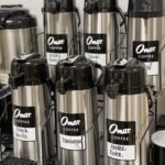 Many Different Flavors of Omar Coffee To Start Your Day With!