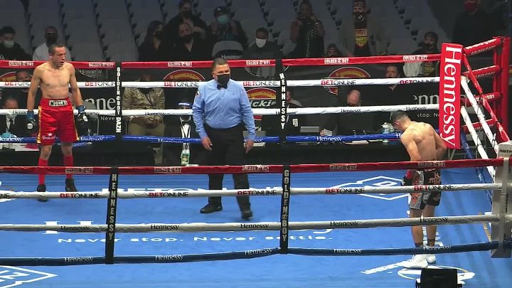 George Rincon vs Luis Solis