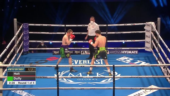 Sean Gerard Duffy vs Paul Holt