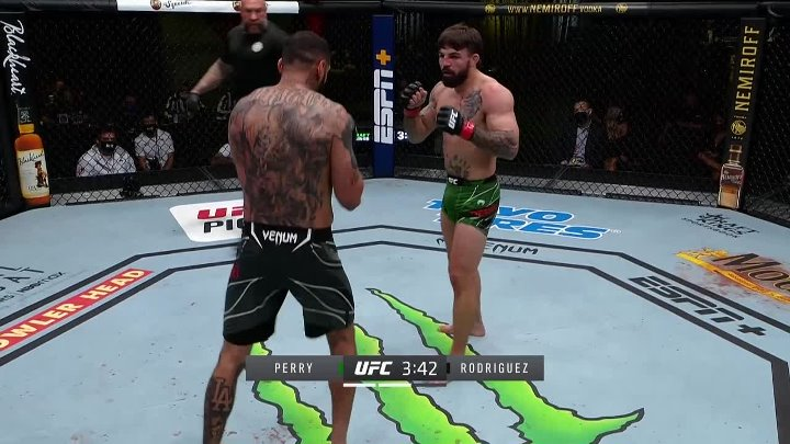 Mike Perry vs Daniel Rodriguez (UFC on ABC 2)