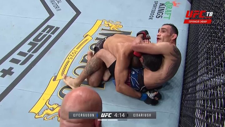 Tony Ferguson vs Beneil Dariush (UFC 262)