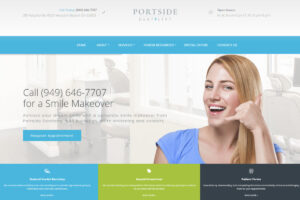 Maxeemize - Dental Website Design Newport Beach