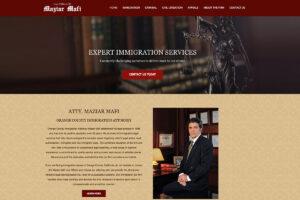 Maxeemize- Orange County Digital Marketing - Legal Website Design