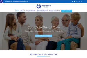 Maxeemize - Orange County Online Marketing - Irvine Dental Website Design