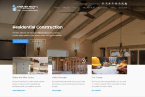 Maxeemize - Orange County Digital Marketing - CLient Case Study - General Contractor Website Design and Local SEO
