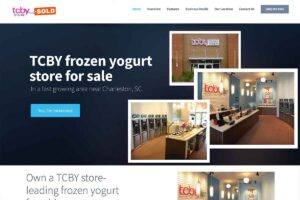 Maxeemize - Orange County Digital Marketing - TCBY for Sale