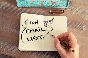Maxeemize - Orange County Digital Marketing - How To Go About Building Your Email List?