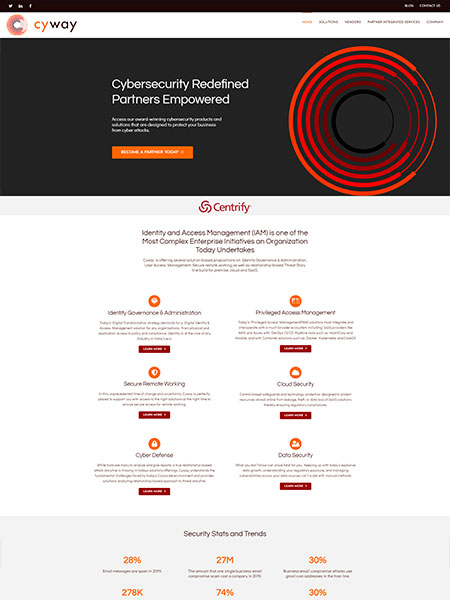 Maxeemize Online Marketing - Cyway Website Design