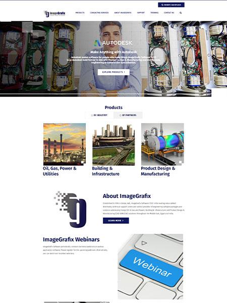 Maxeemize Online Marketing - Image Grafix Dubai Website Design