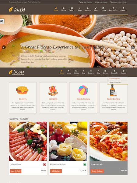 Maxeemize Online Marketing-Restaurant Website Design