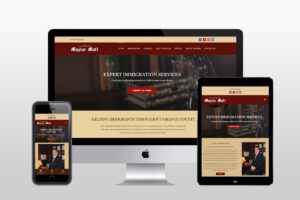 Maxeemize Online Marketing Case Study Law Firm Website Design and SEO