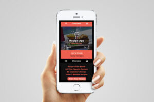 Maxeemize Online Marketing - Custom Mobile App Design