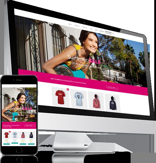 Maxeemize Online Marketing - Responsive Website Design
