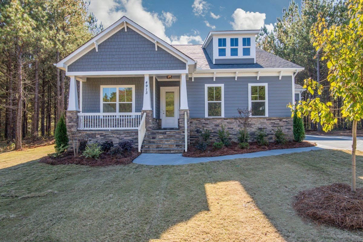 Recent home built by Greybrook Homes