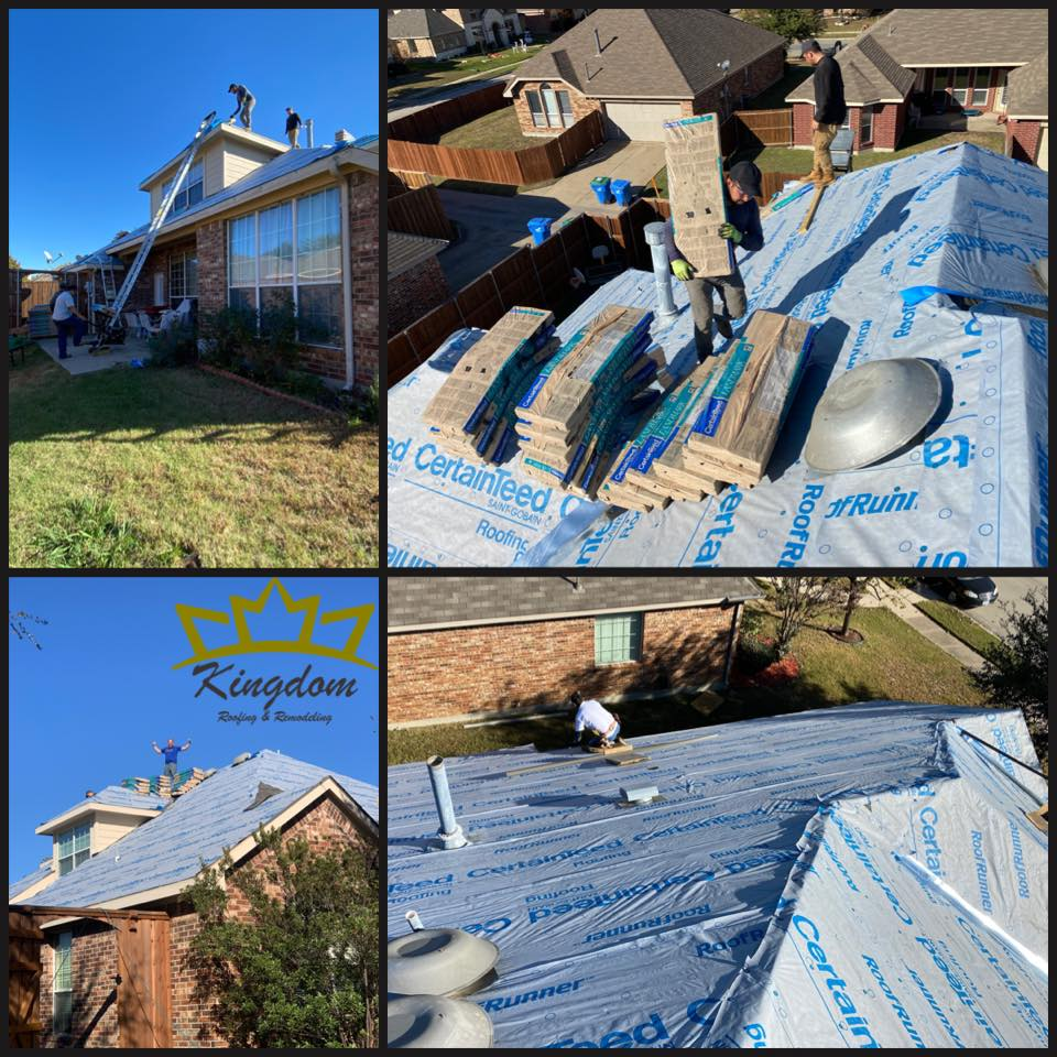 New Roofing Wylie TX