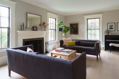 Newton Repaint Living Room