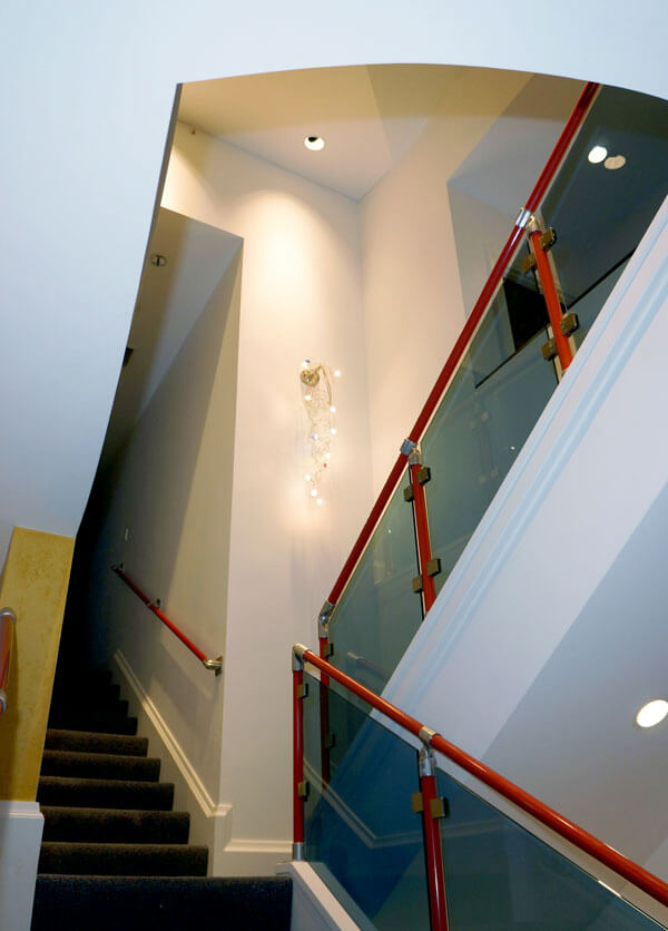 stairwell painting service in Weston, MA