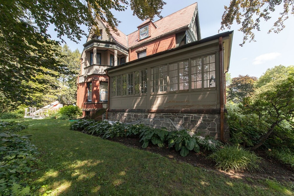 Historic Home Renovation in Newton Highlands