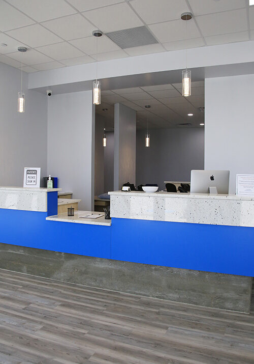 Physical Therapy Spring The Woodlands Houston - Get Physical Rx Lobby
